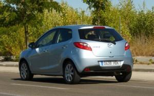 Mazda 2 1.6 CRTD Style+ (trasera)