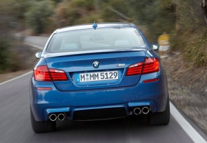 BMW M5 (trasera)