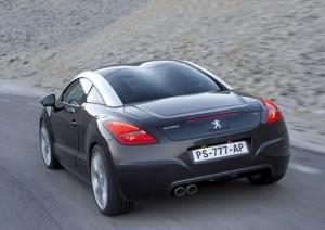 Peugeot RCZ HDi 2.0 FAP (trasera)