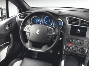 Citroën DS4 (interior)