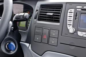 Ford Transit (botones)