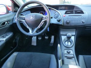 Honda Civic 2.2 i-CTDi GT Sport (interior)
