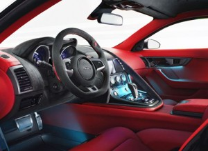 Jaguar C-X16 (interior)