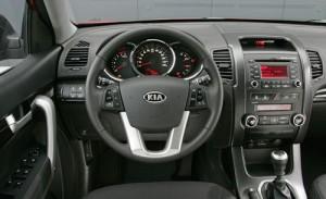 Kia Sorento 2.0 CRDi Drive (frontal)