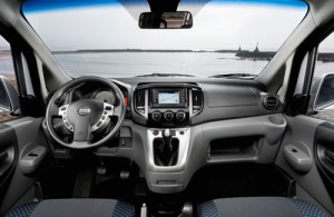 Nissan Evalia (interior)