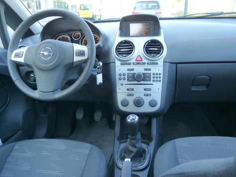 Opel corsa 1 3 cdti ecoflex c 39 mon for Opel corsa c interieur