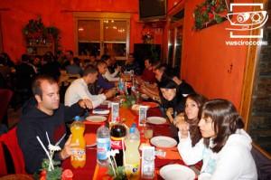 Primera concentración oficial del Club VW Scirocco España (cena)