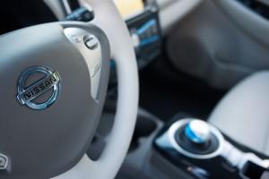 Nissan Leaf (detalle)
