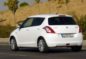Suzuki Swift (trasera)