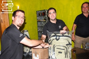 Primera concentración oficial del Club VW Scirocco España (premios)