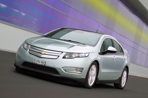 Chevrolet Volt (frontal)