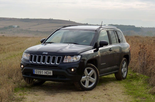 Jeep Compass 2.2 CRD Limited Plus 4x2 (frontal)