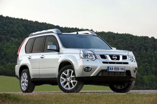 Serie especial y limitada Formigal para los Nissan X-Trail, Pathfinder y Navara (1)