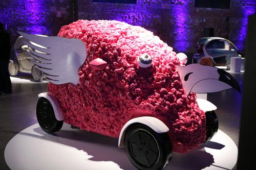 Renault Twizy fiesta obras de arte (1)