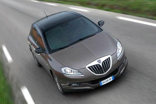 Promociones de Lancia en noviembre 2011