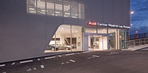 Audi Center Las Rozas (10)