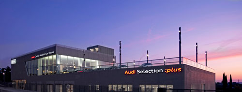 Audi Center Las Rozas (2)
