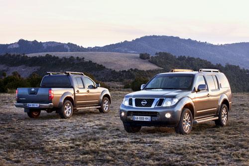 Serie especial y limitada Formigal para los Nissan X-Trail, Pathfinder y Navara (2)