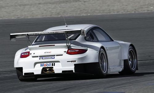 Porsche 911 GT3 RSR (trasera)