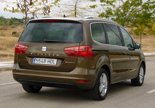 Seat Alhambra 4 2.0 TDI CR 140 CV (trasera)