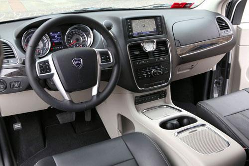 Lancia Voyager (interior)