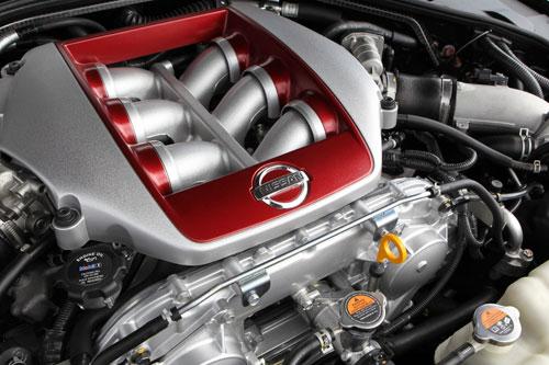 Nissan GT-R 2012 (motor)