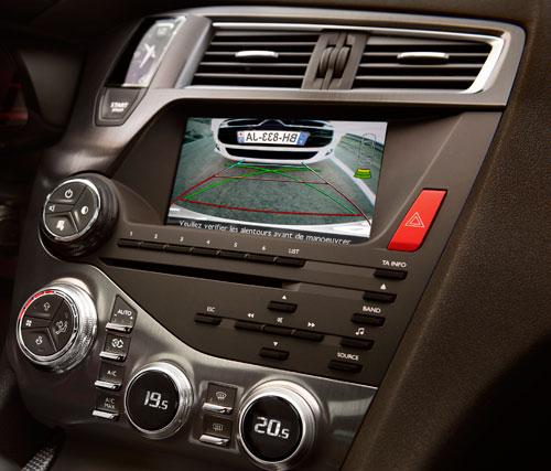 Citroën DS5 (navegador)