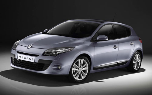 Los coches más vendidos - Renault Megane (1)