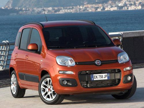 Fiat Panda (frontal)