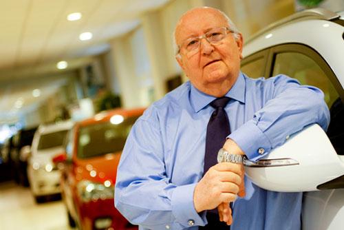 Juan Antonio Sánchez Torres, presidente de la Asociación Nacional de Vendedores de Vehículos a Motor (Ganvam)