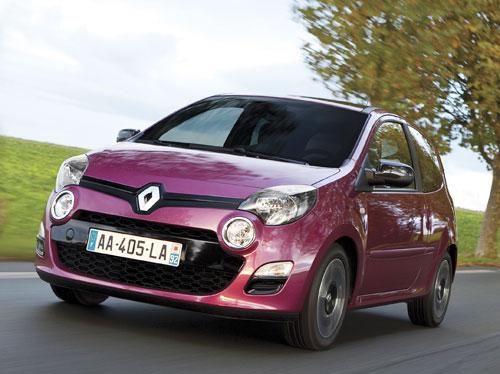 Renault Twingo (frontal)