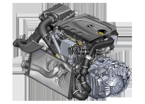 Opel Insignia 2.0 BiTurbo (motor)