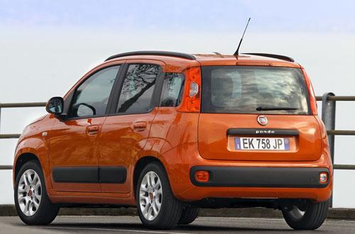 Fiat Panda (trasera)