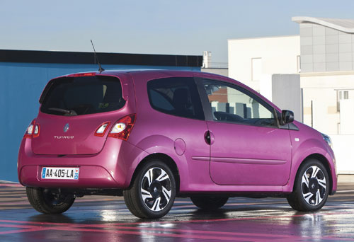 Renault Twingo (trasera)