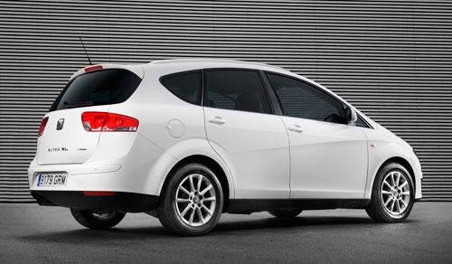 Seat Altea XL Ecomotive Style (trasera)