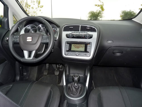 Seat Altea XL Ecomotive Style (interior)