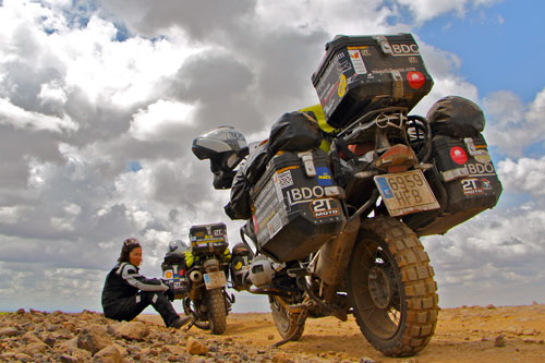 Miquel Silvestre y Alicia Sornosa - Kenia (5)