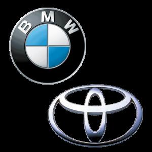 Acuerdo BMW y Toyota