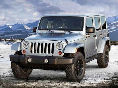 Promociones Jeep hasta marzo 2012