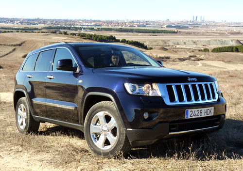 Jeep Grand Cherokee (frontal)