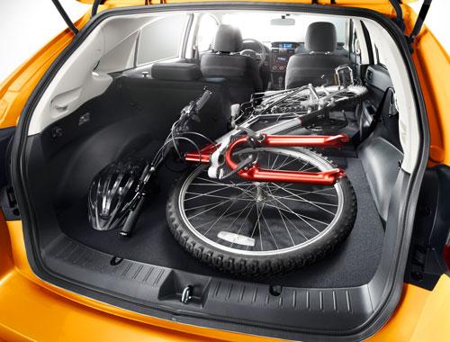 Subaru XV (maletero)