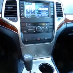 Jeep Grand Cherokee (pantalla)