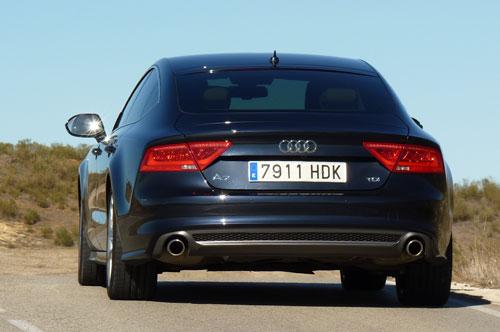 Audi A7 Sportback 3.0 TDI (trasera)