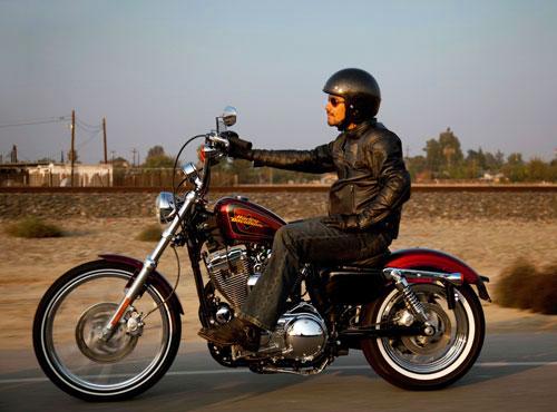 Harley Davidson Sportster Seventy Two 72