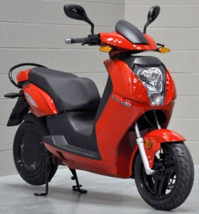 Vectrix VX-2 - Scooter electrico economico