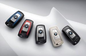 BMW Serie 3 (llaves)