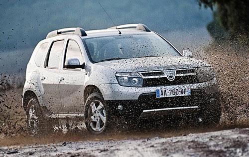 Dacia ha logrado la consideración de marca más fiable