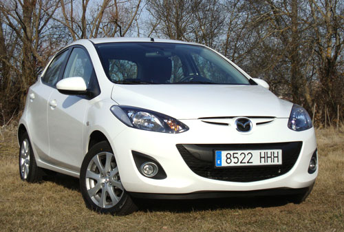 Mazda 2 1.3 Style+ (frontal)
