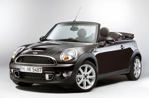 Mini Cabrio Highgate (frontal) - Cooper, Cooper S, Cooper SD