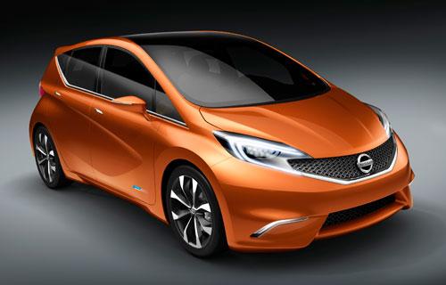 Nissan futuro 2013